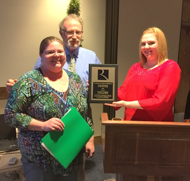 Sondra Grigsby award